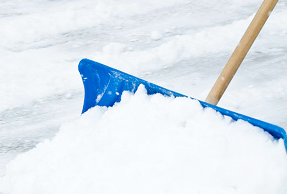Winter gritting and snow clearance